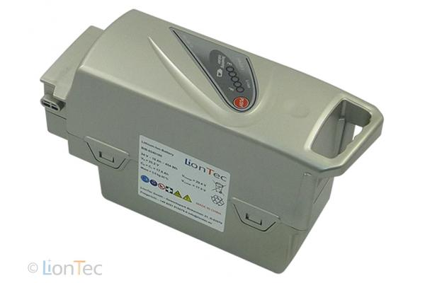 Bicycle battery 24 V (25,2 V) - 18 Ah (Panasonic)
