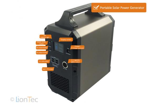 Mobile Power Supply 1000 W